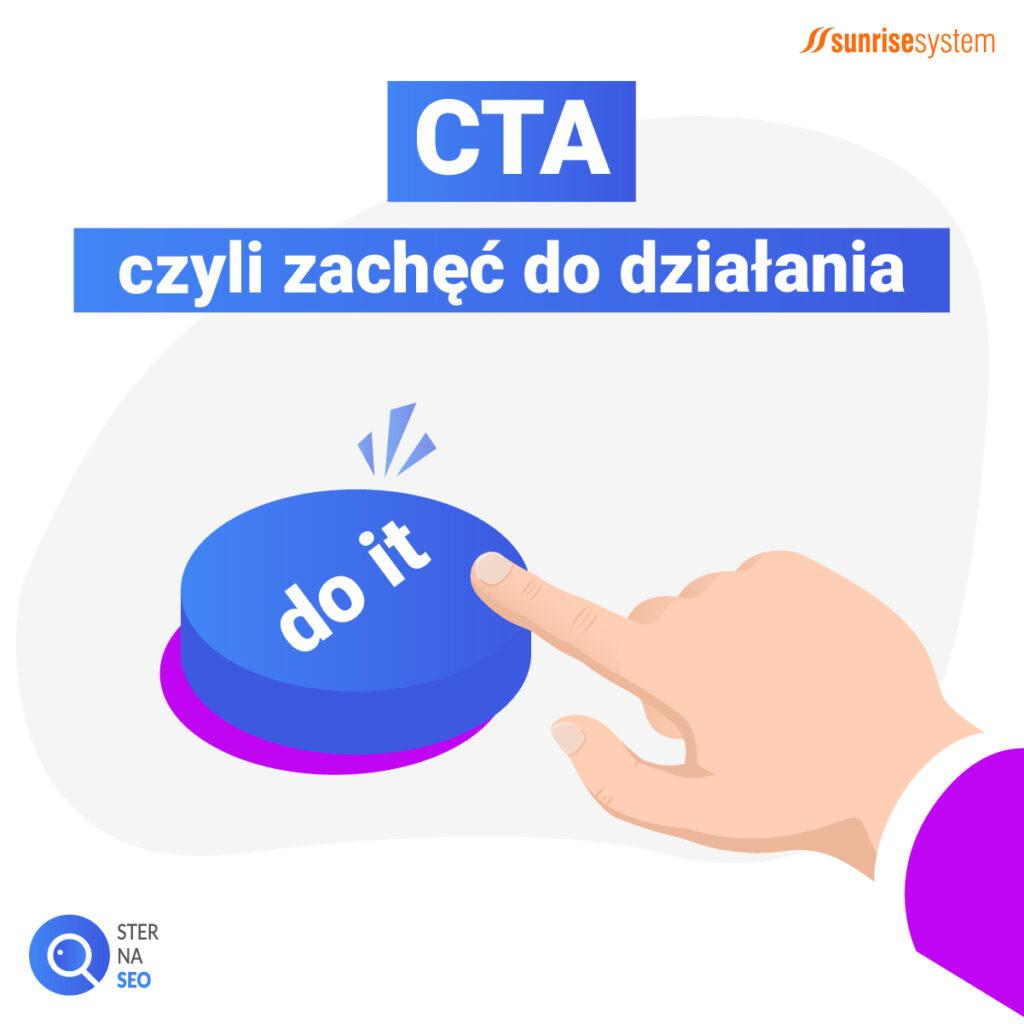 CTA - zachęć do działania