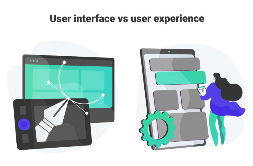 Interfejs użytkownika w SEO