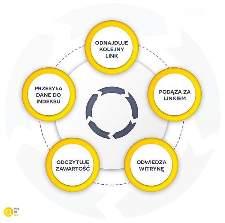 Cykl procesu indeksowania