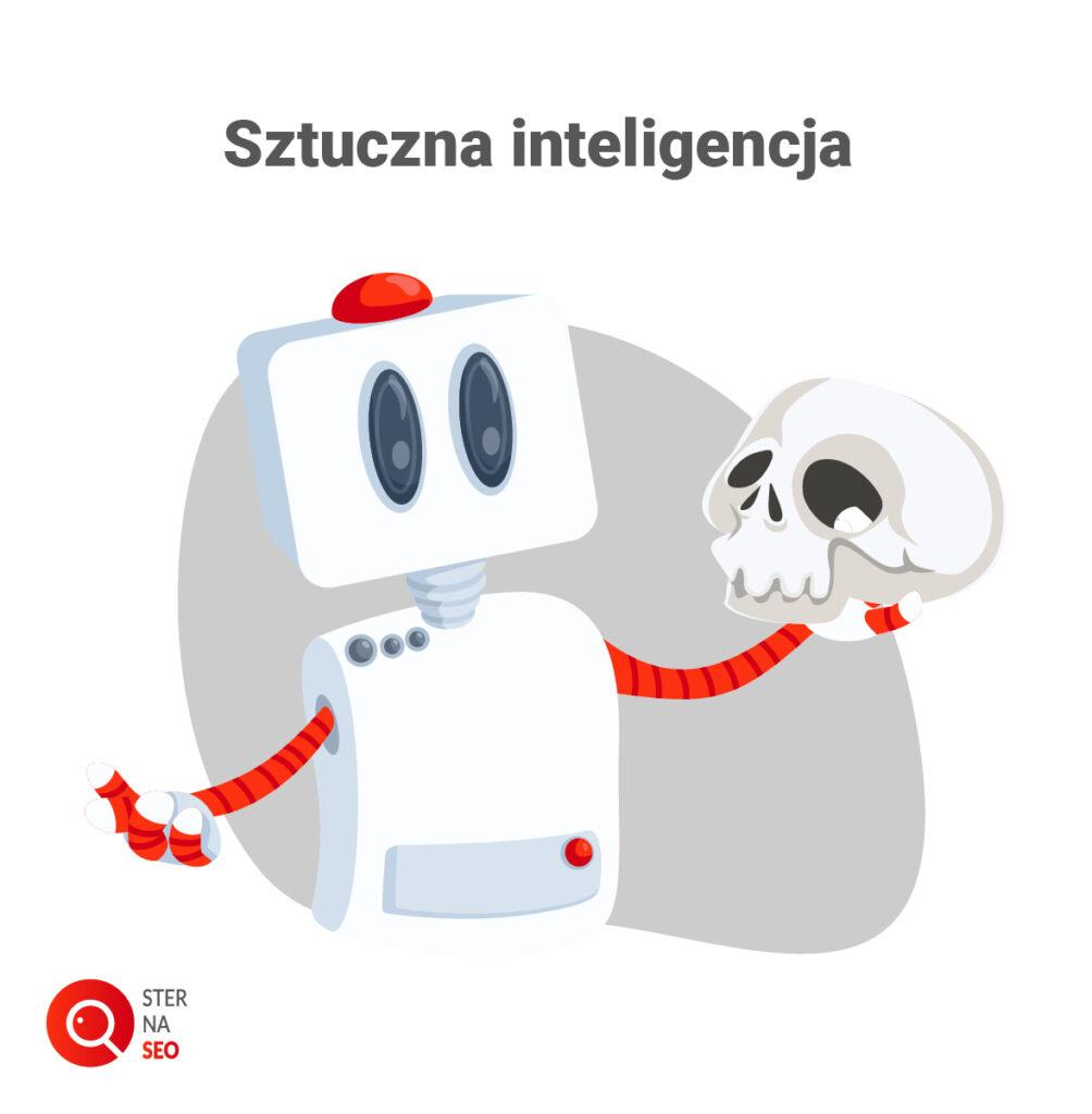 Sztuczna inteligencja w SEO